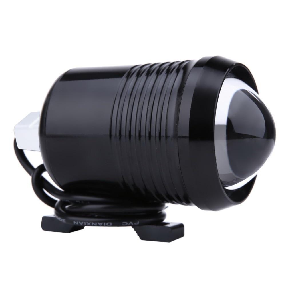 Moto LED Phare 30 W 12 V U2 Moto Spotlight Offroad Moto Spot Tête Haut Bas Faisceau Stroboscopique Brouillard Lampe projecteur Accessoire
