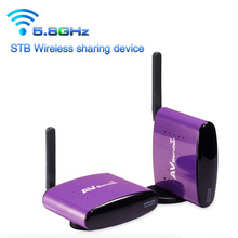 Hot selling 300M 5 8G Wireless AV Sender Wireless font b TV b font Audio Video
