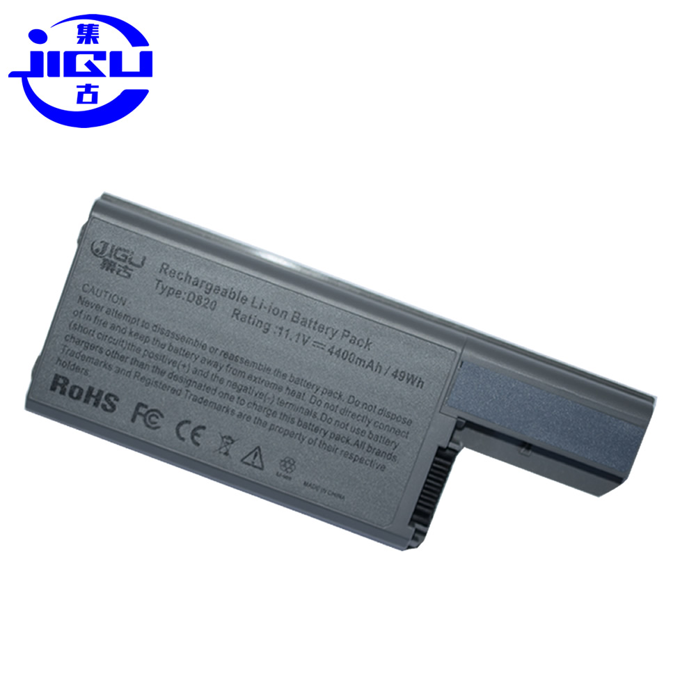 JIGU New 4400mah Laptop Battery 451-10308 451-10326 DF192 For Dell For Latitude D830 For Precision M4300 Mobile Workstation image
