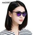 Maskros магнит клип солнцезащитные очки Polaroid вождения украшения двойной солнцезащитные очки мужские солнцезащитные очки бренд дизайнер