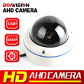1MP 2MP AHD Camera 720P1080P Outdoor Analog HD Surveillance 180/360 Degree View Metal Panoramic Dome AHD Camera Work For AHD DVR