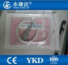 10 Pçs/lote Descartáveis adulto Masimo spo2 sensor, 1 m de cabo, DB 9 pinos oximax sensor de spo2