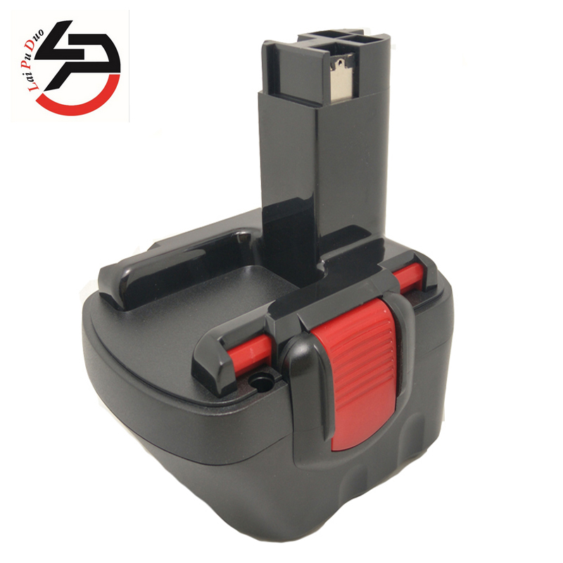 12V 3000mAh Ni-Mh Rechargeable <font><b>Battery</b></font> for <font><b>Bosch</b></font> GSB <font><b>18</b></font> VE-2 GDS <font><b>18</b></font> V-HT GSR <font><b>18</b></font> VE-2 PSB 18VE <font><b>PSR</b></font> 18VE image
