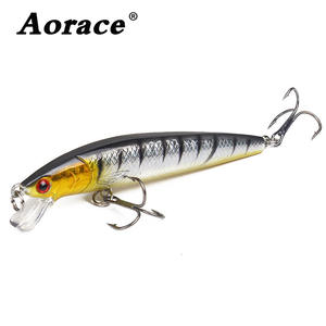 1PCS Fishing Lure in Bait Deep Swim Hard Bait Fish Tackle 100MM 7.5G Float Minnow Fishing Wobbler Japan Pesca Crankbait