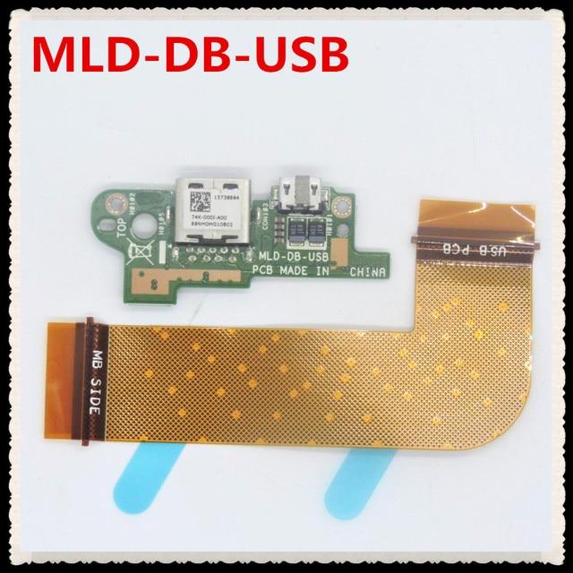 Venue 11 Pro T06G 5130 Tablet Carica Port Pcb Board MLD DB USB W Cavo