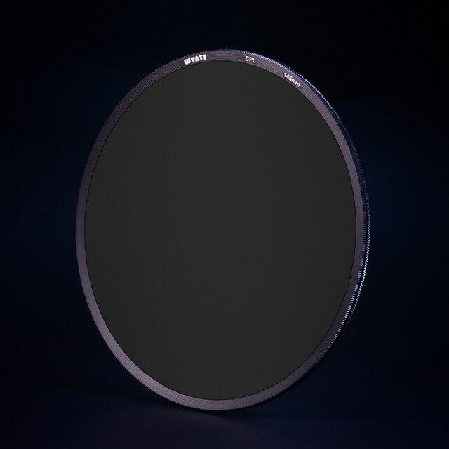 Wyatt 145Mm Slim Cpl C POL Circulaire Polarisator Filter Voor 145Mm Lens Voor Wyatt 150Mm Houder Systeem