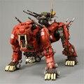 Gundam gundam caballero negro serie bt zoid ez-006 sabertooth asamblea diy modelo de robot de juguete de regalo colección de articulación móvil