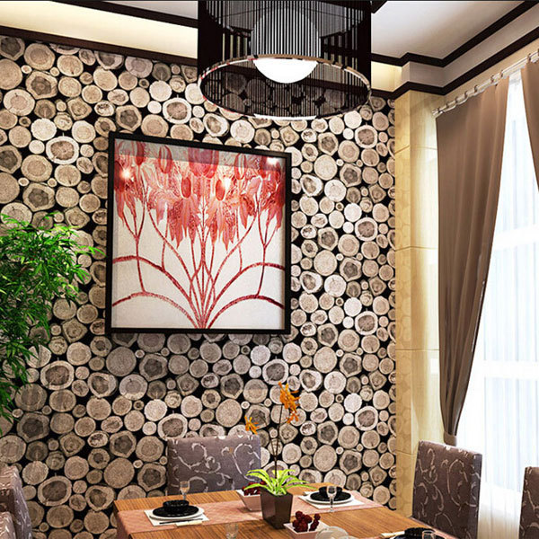 ФОТО beibehang papel parede Luxury 3D Wood Print Wallpaper Roll Mural Wallpapers Fashion Wall Decals of Wall Paper Waterproof