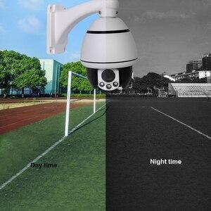 Image 5 - AHD PTZ מצלמה 5MP 10X5 אינץ מיני PTZ מצלמה 1080P 10X זום 30M IR טווח Middel מהירות כיפת טלוויזיה במעגל סגור מצלמה