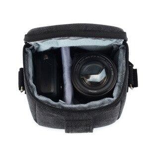 Image 4 - Płócienna torba na aparat skrzynki pokrywa dla dla Olympus OM D E M10 E M5 Mark II III OMD EM10 PEN F E PL9 E PL8 E PL7 E PL6 E P5 E P3