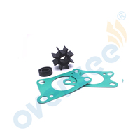 06192 ZV1 C00 New Water Pump Impeller Service Kit For Honda Outboard BF5A 18 3278