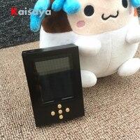 Новые DIY Zishan DSD Профессиональный Lossless музыка MP3 HIFI лихорадка портативный плеер AK4490 DSD жесткий решение с EVA случае A3 012