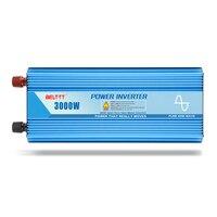 Бесплатная доставка 12 Вольт 220 вольт 3000 Вт Чистая синусоида инверсор оптовая продажа с хорошей ценой