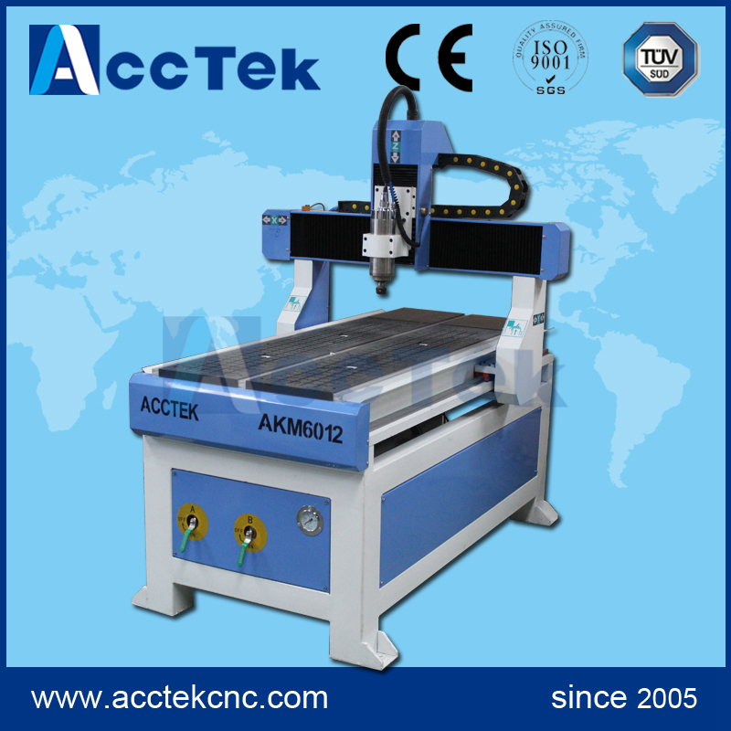Artcam software cnc frame 3d wood engraving AKM6012 cnc ...