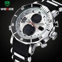 TOP Brand WEIDE Luxury Men Sports Watches Men S Digital Analog Clock Man Army Military Waterproof