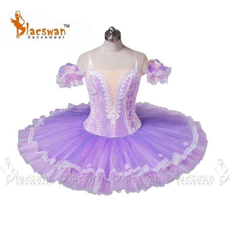 Сиреневая балетная пачка BT659 Coppelia Балетная пачка профессиональная для взрослых сиреневая Фея классическая балетная пачка для детей