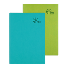 2018.9-2019.11 Work Calendar Notepad Efficiency Manual Plan Book Schedule Week Plan Notebook 1PCS