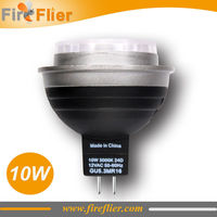 High Lumen LED MR16 10W 12V LED Spotlight GU5 3 Narrow Beam Angle CREE XPE To
