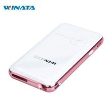 32 GB Mini Proyector de Bolsillo 1080 P HDMI Proyector DLP Wifi Smartphone Android OS Bluetoothbt4.0 Proyector con 5000 mAh batería