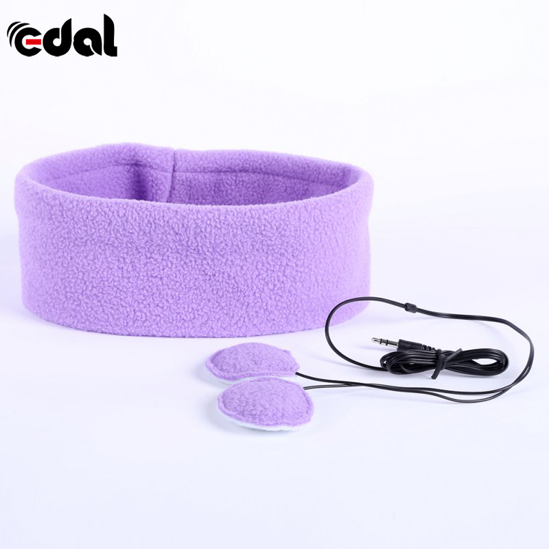 For Samsung ashable Anti Noise Sports Running Sleeping Earphones Bundle Music Headband Sleep Mobile Phone Headphone