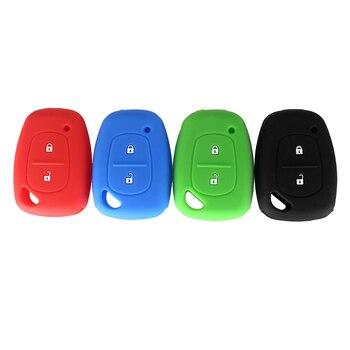 Cover in silicone telecomando/chiave per Renault Traffic Kangoo 1