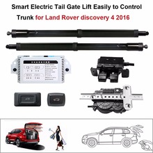 Smart Auto Electric Tail Gate Lift for Land Rover discovery 4 2016 Control Set Height Avoid Pinch With electric suction