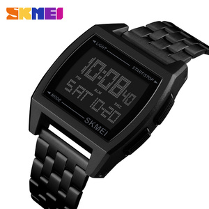 Image 2 - SKMEI ทหารกีฬานาฬิกา LED นาฬิกาอิเล็กทรอนิกส์นาฬิกากันน้ำแบรนด์หรู Mens นาฬิกา Relogio Masculino