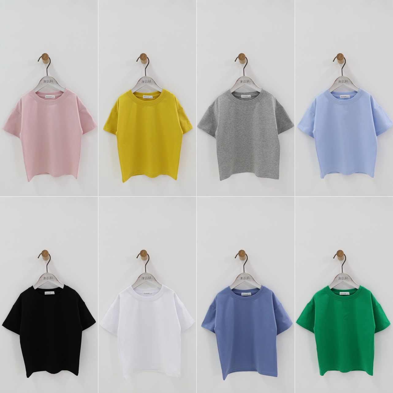 2019 летняя детская футболка Для мальчиков и девочек хлопковая футболка для подростков для малышки детская футболка kiz cocuk tisort bambina estate футболка 4