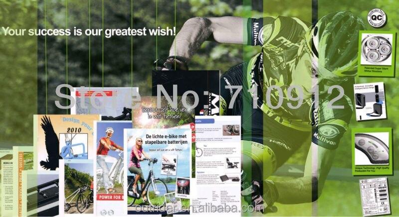 Lichte E Bike : Outrider high quality 36v front brushless 80mm motor for brompton