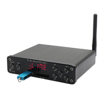 FX-Audio M-160E 160 Вт * 2 Bluetooth 4,0 цифровой аудио усилитель Вход USB/SD/AUX/PC-USB Loseless плеер для APE/WMA/WAV/FLAC/MP3