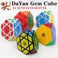Mf8 магический куб DaYan GEM Cube V1 V2 V3 V4 V5 V6 V7 V8 большой алмазный камень странной формы пазл Dodecahedron mekid игрушка высокого уровня