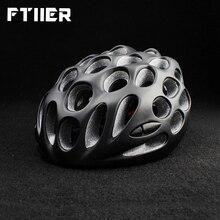 Ftiier Новый велосипедный шлем матовая Для мужчин Для женщин велосипед шлемы дышащие ботинки дорожный велосипед отлиты Защитная шляпа