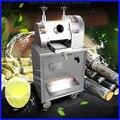 Горячая Распродажа маленькая соковыжималка для сахарного тростника автоматическая машина для обработки сока сахарного тростника