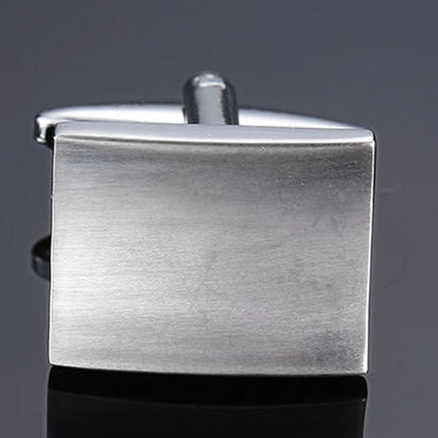 Classic design men's French shirt cuff links