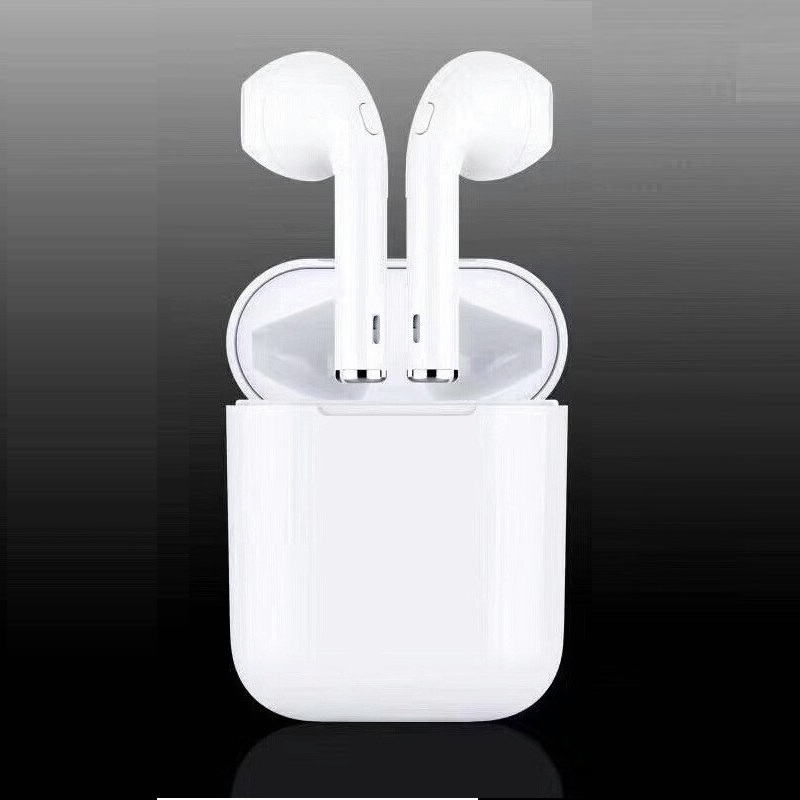 Latest Mini Bluetooth Headphones Double ear Earbuds Earphone wireless not Air Pods Headsets For Andorid apple iPhone8/7s/7