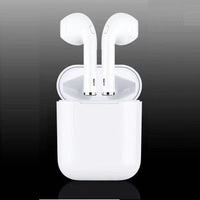 Latest Mini Bluetooth Headphones Double Ear Earbuds Earphone Wireless Not Air Pods Headsets For Andorid Apple