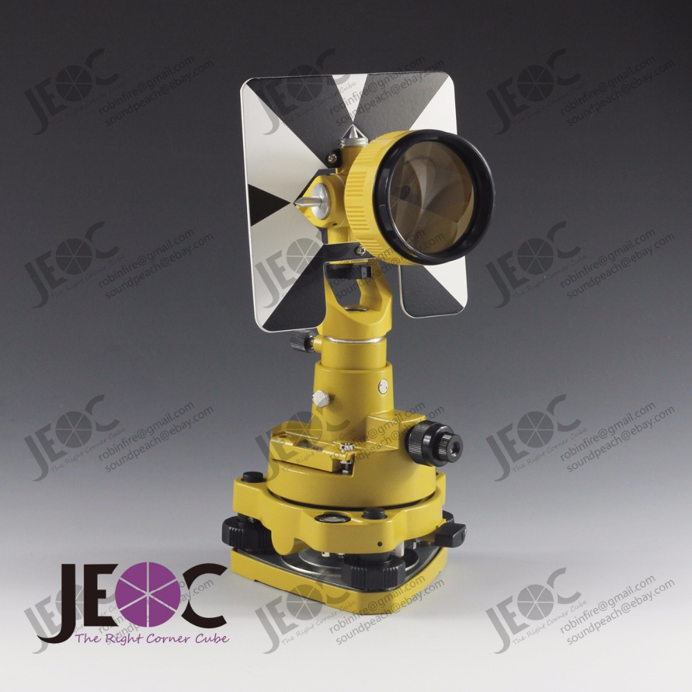 Single Prism Tribrach Set Reflector System for Topcon Total Station Surveying
