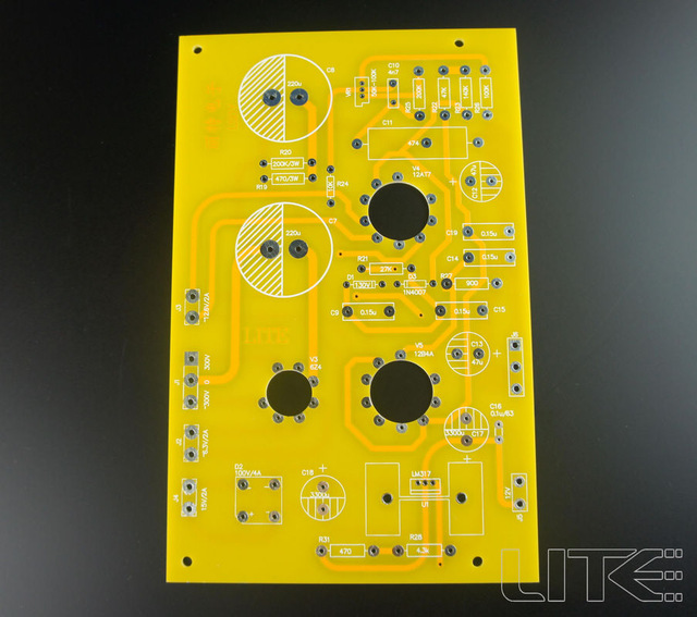 Accessories & Parts Audio & Video Replacement Parts Lite Ls29 Pcb Tube Buffer Preamplifier Board Pcb Based On Musical Fidelity X10-d Pre-amp Circuit