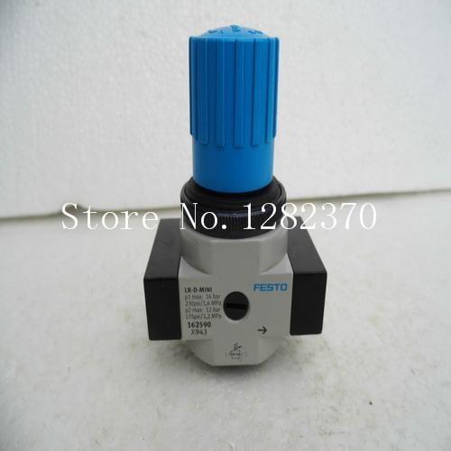 [SA] New original special sales FESTO regulator LR-1/8-DO-MINI spot 162590 --2pcs/lot [sa] new original special sales festo regulator lr 1 8 do mini spot 162590 2pcs lot