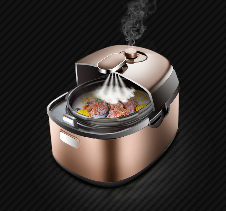 Electric Pressure Cookers Fresh breath electric pressure cooker 5L cooker.NEW|Electric Pressure Cookers|   - AliExpress