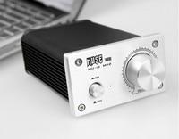 Muse M50 Digital Amplifier Desktop Family Two Channel Stereo Hifi Audio Power Amplifier 2 50w Mini