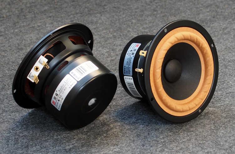 2 шт. Аудио Labs 4 дюймов полный спектр динамик специальный подвесной конус круглая рамка/корзина 15 Вт пара цена