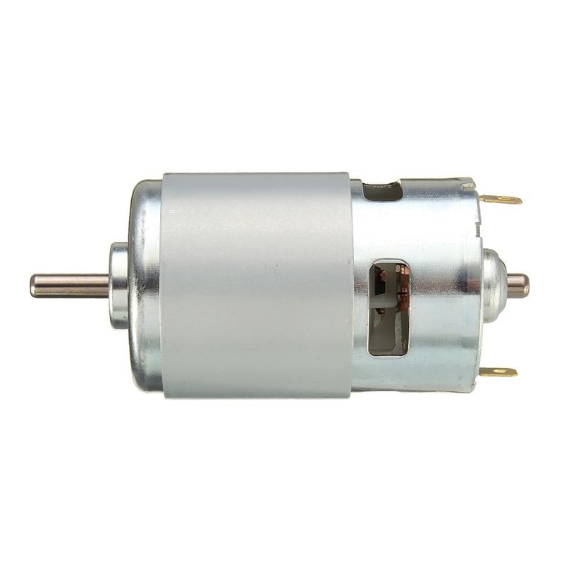 RF-370 Air Pump  Motor 12V 9000 RPM  High Torque Turbine Generator