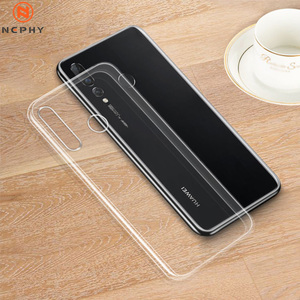 Clear Silicone Soft Case For Huawei P8 P9 P10 Plus P20 P30 Lite Pro Honor 8 9 10 20 Play P9lite 2017 Phone Back Cover Thin Etui(China)