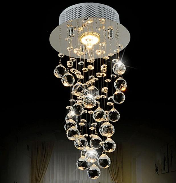 Miglior Prezzo Moderna di Lusso Lampadario di Cristallo LED Camera ...