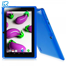 "7 ""Tablet PC Google Android 4.4 Quad Core de Doble Cámara de 512 MB de Ram di; 16 GB Rom WiFi Bluetooth Tablet PC"