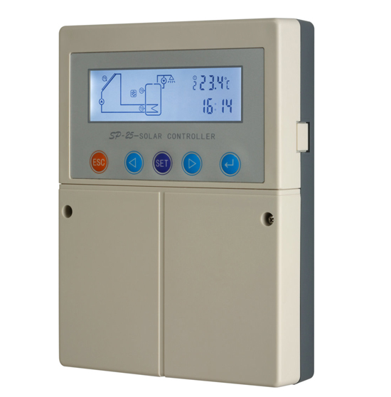 Sp25 series solar heating control system auxiliary heating sp25 series solar heating control system auxiliary heating controlfor split heating system sciox Images