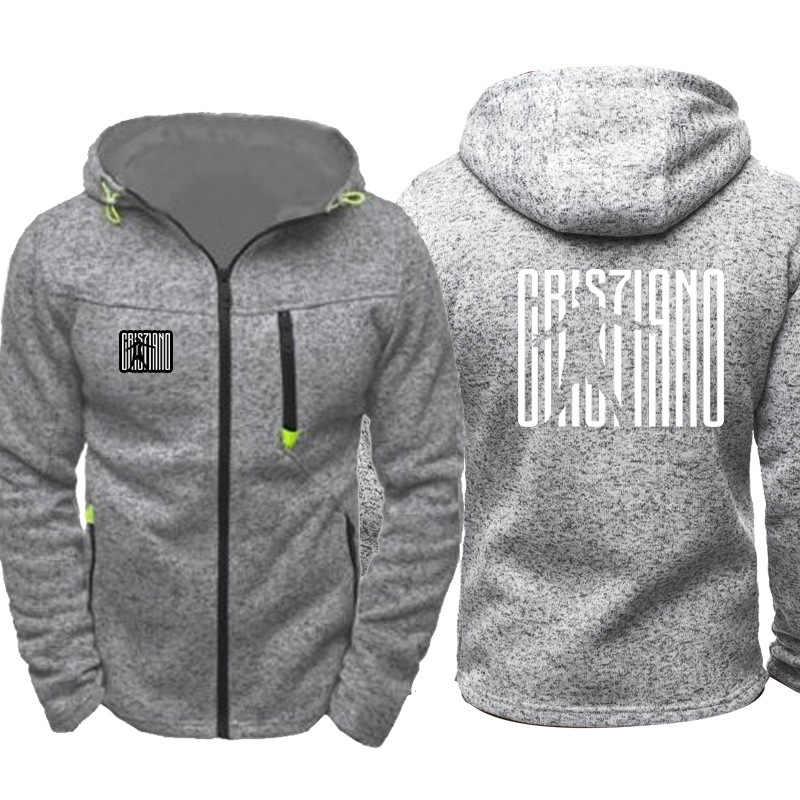 Fivsole 2019 весна осень легкие Свободные Кофты для мужчин Месси печати с капюшоном Кофты Тонкий Пальто для будущих мам человек молния куртки индивидуальный