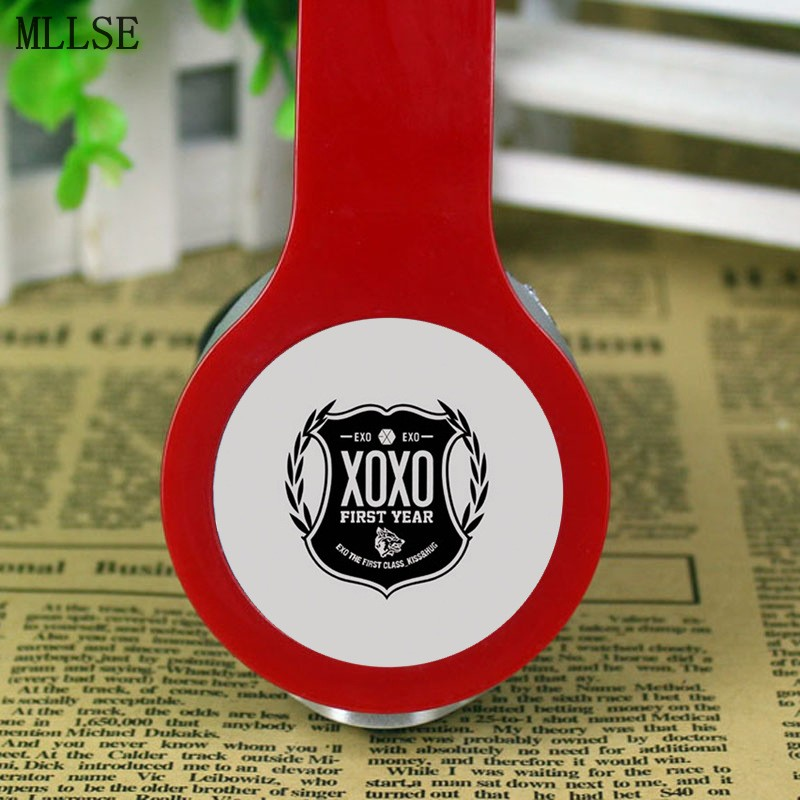 MLLSE EXO EXO-M XOXO KPOP Headphones Earphone Wired Stereo Music Game Moble Phone Headset for Iphone Samsung Xiaomi MP3 Player выпрмитель волос philips hps930 00