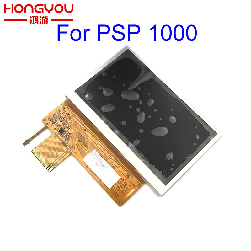 Original New Compatible For PSP 1000 For Psp1000 Lcd Display Screen For Psp Fat Phat No Dead Fixel